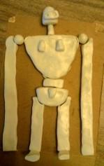 Laputa Robot Sculpt Rough