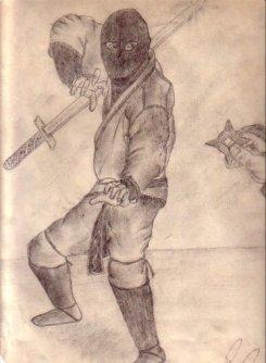 Ninja - Pencil