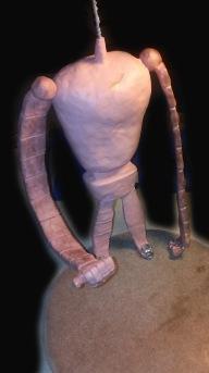 Laputa Robot Sculpt Arms