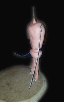Laputa Robot Sculpt 3/4 Side